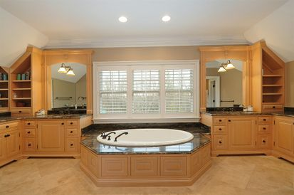 a superb, high-end master bath #dreamhome (with images