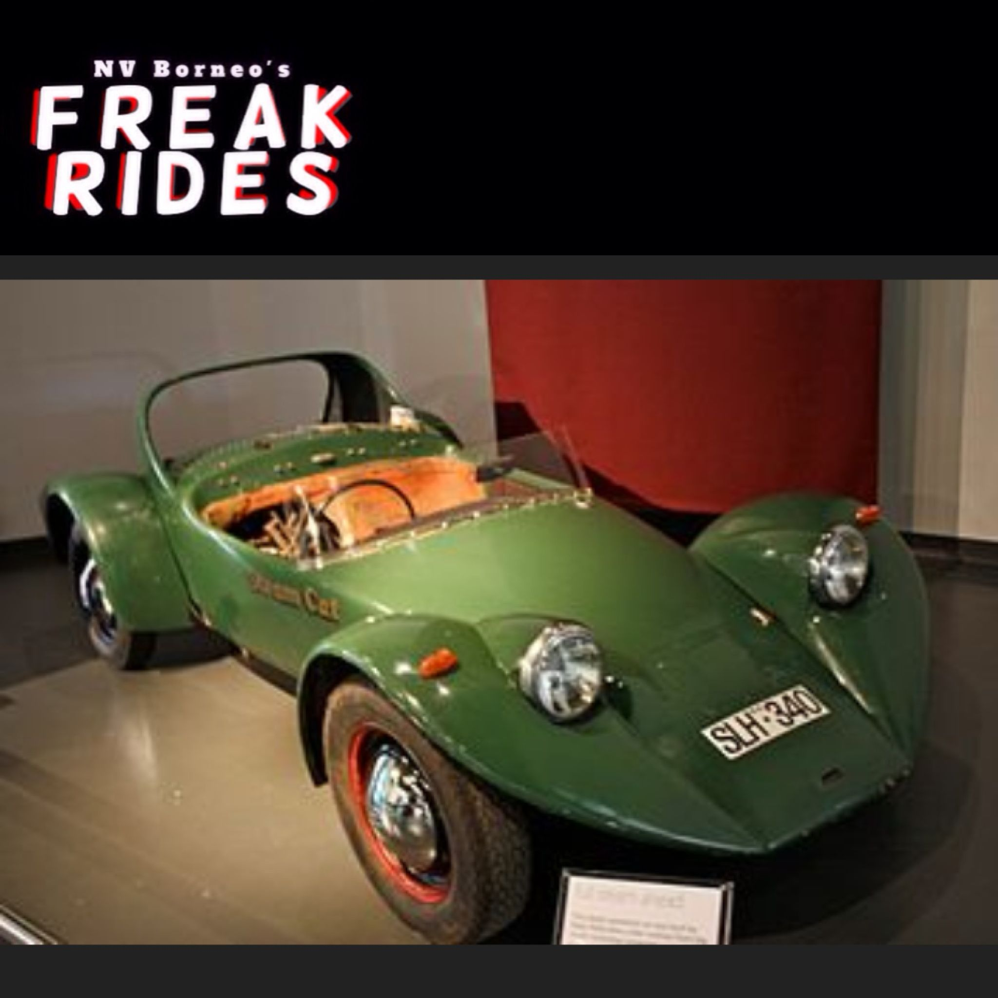Pin by NVB Remnant on Freak Rides Sports car, Toy car
