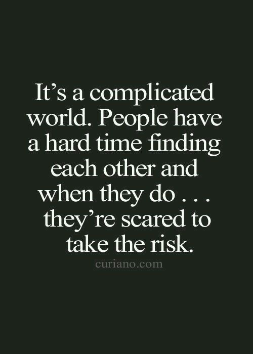 Soulmate Quotes :~THAT iz Unequivocally Fucking True!~ I wish that Yippy would just take the risk…