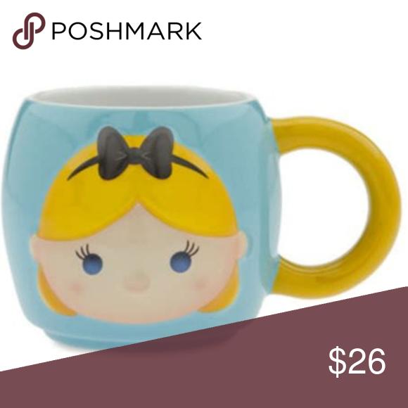 In Disney Coffee Mug Wonderland Tsum New Alice Other tQdxBCshro