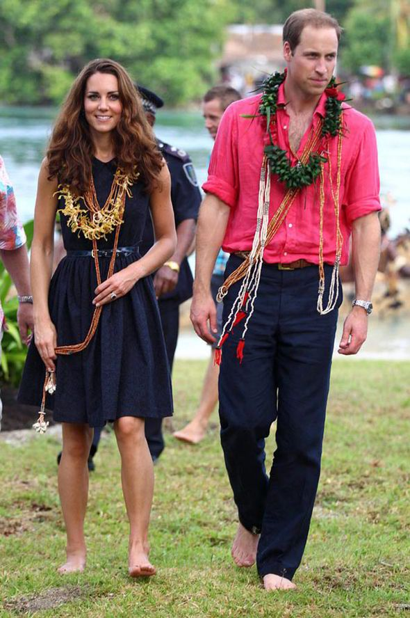 Wish You Were Heir Visit Kate Middleton And Prince Williams Top