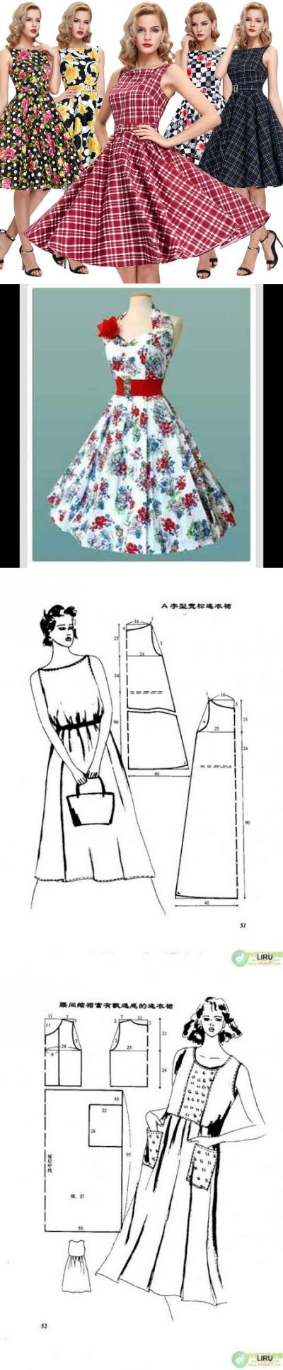 Шью сама | los mejores patrones | Pinterest | Costura, Vestidos y Ropa