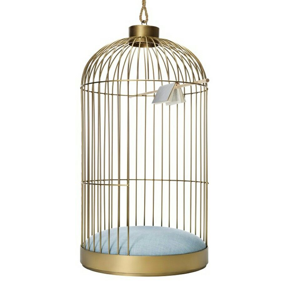 Hanging Birdcage Chair Seat Need To Find A Link Gold Home Accessories Paris Home Decor Birdcage Chair
