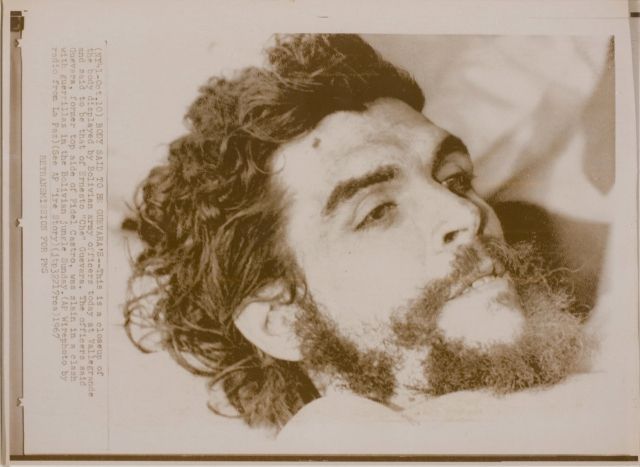 Che Guevara Died October 9 1967 Che Guevara Ernesto Che Reportage Photography