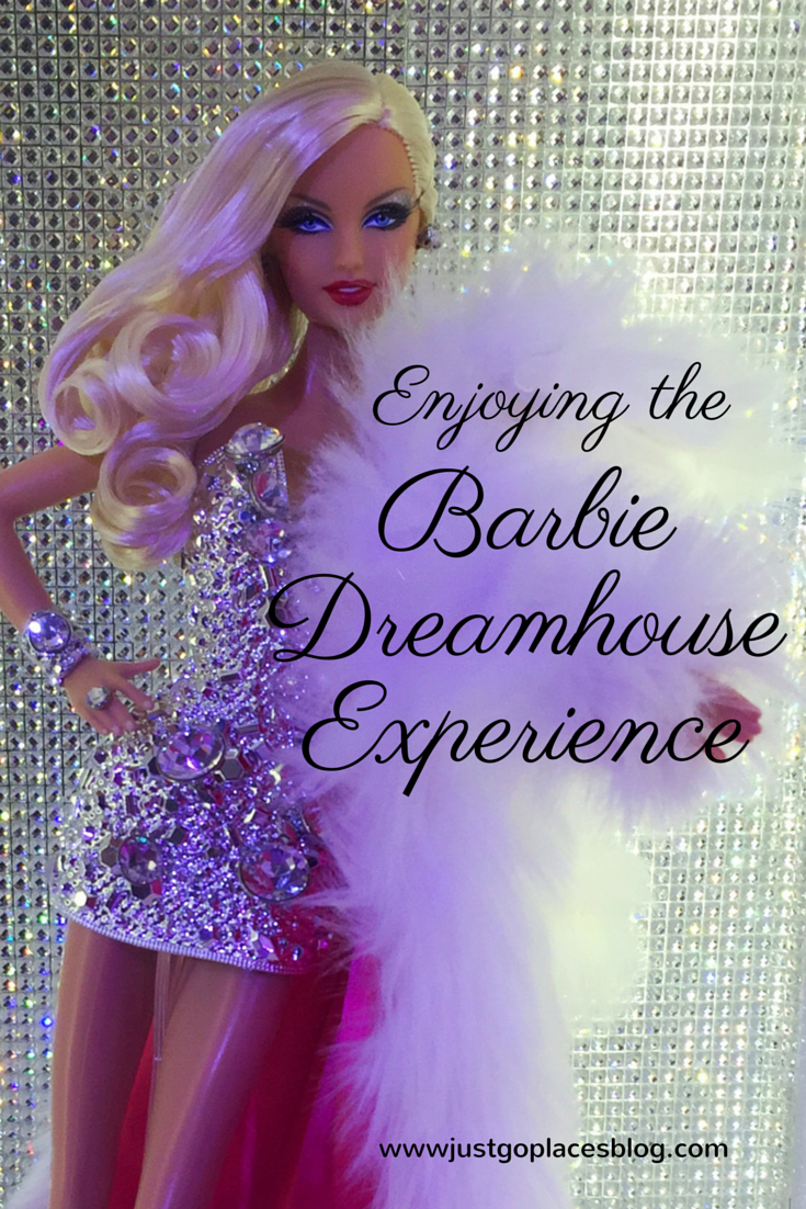 Life In Plastic Is Fantastic At The Barbie Dreamhouse Barbie Dream House Barbie Dreamhouse Experience Barbie