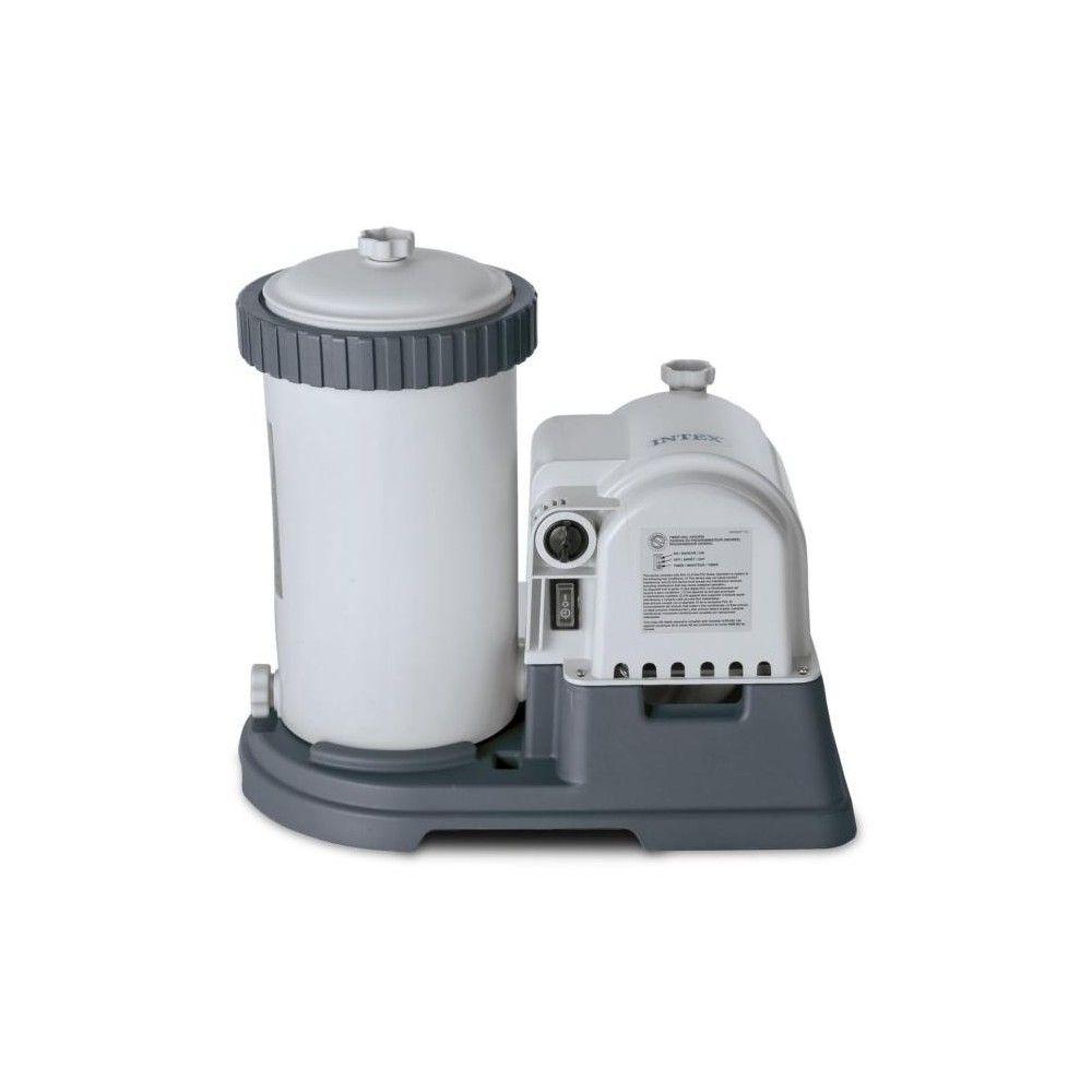 Intex Krystal Clear 2500 Gph Swimming Pool Filter Cartridge ...