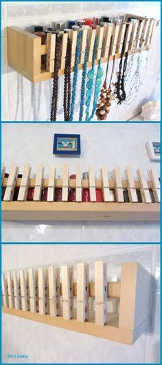 """DIY IKEA products into one piece of furniture in the world! The spice rack """"BEKVÄM"""" is transformed!  