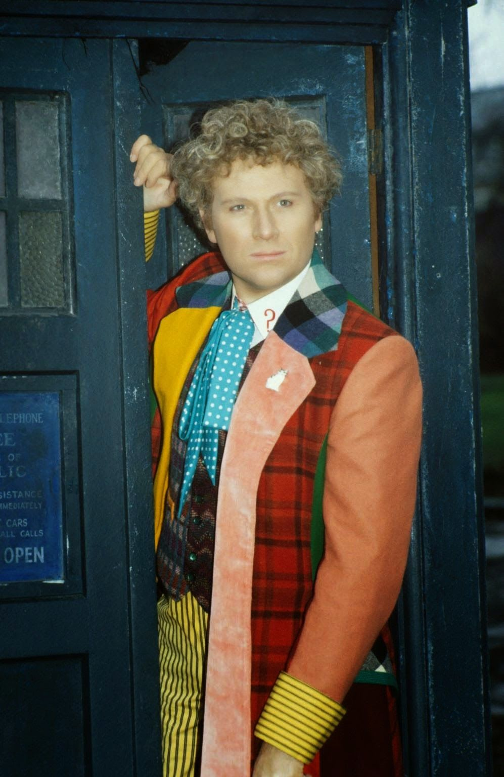 Colin Baker (born 1943) Colin Baker (born 1943) new pics