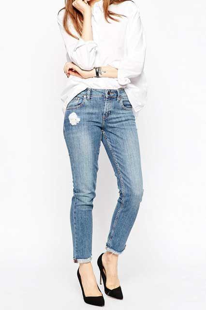 bd01af28e024a spanxspringedit2017rtc   california girl   Jeans Boyfriend, Jeans, ASOS