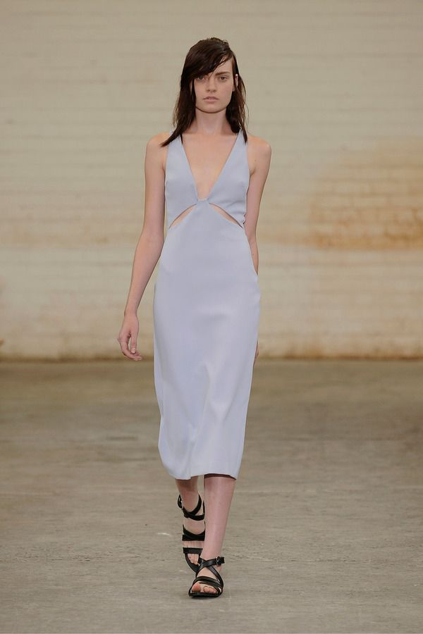 eb6274e1be Dion Lee Twist Cutaway Dress on shopstyle.com | Womens Fashion Designs