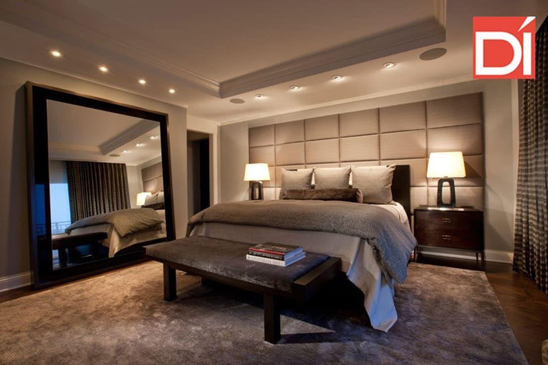 Habitaciones 6 dise os de camas matrimoniales for Dormitorio principal m6 deco
