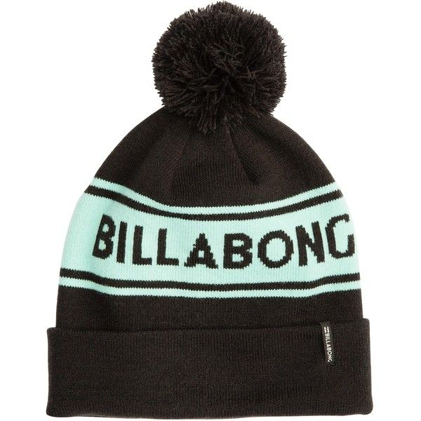 2a96988dfd8 Billabong Women s Cali Love Beanie ( 25) ❤ liked on Polyvore featuring  accessories