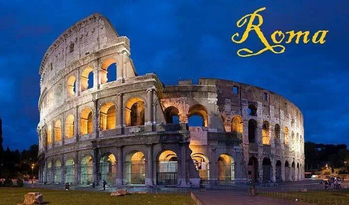 Roma #Italia