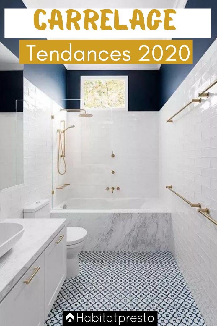 Tips to Create Salle De Bain Carrelage Tendance 2020