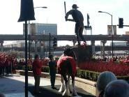 "(KTVI)-On Saturday, St. Louis said a final farewell to Stan ""The Man"" Musial. His funeral was held at the Cathedral..."