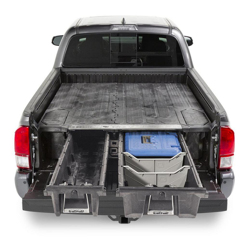 DECKED 5 ft. 1 in. Pick Up Truck Storage System for Toyota