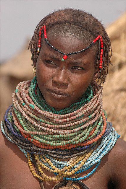 Ethiopia, Eastern Omo-river by Rita Willaert, via Flickr