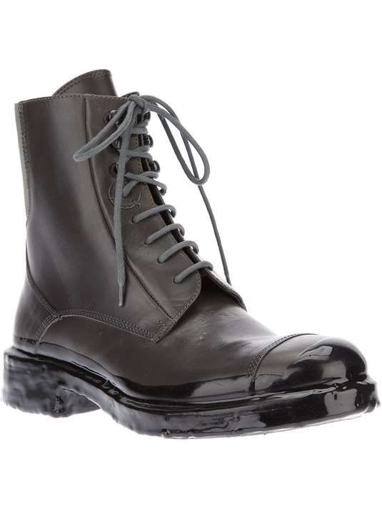 Love the Diesel Black Gold 'James' boot on Wantering.