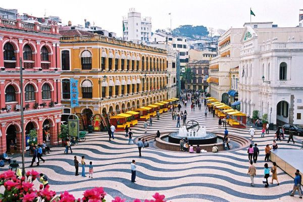 Side Trip to Macau's Casinos and Cultural Sites | Macau travel, Places to  travel, Places to visit