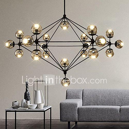 Modern Zeitgenössisch Kronleuchter Für Wohnzimmer Schlafzimmer - leuchten fürs wohnzimmer
