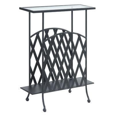 Charlton Home Dylan End Table