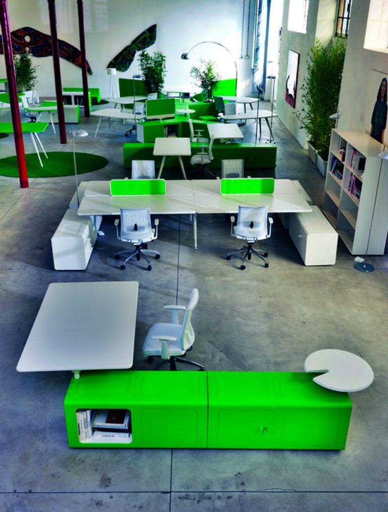 Oficinas creativas oficinas pinterest oficinas creativo y oficinas modernas for Decoracion de oficinas creativas