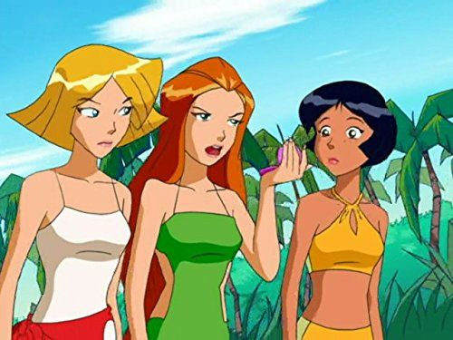Totally spies 2001 women dessin anim dessin - Dessin anime de totally spies ...