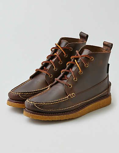 8705b8cf45 EASTLAND STONINGTON 1955 CAMP MOC BOOT American Eagle Outfitters