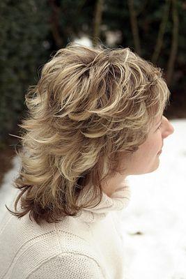 medium shag 3 hairdos hair