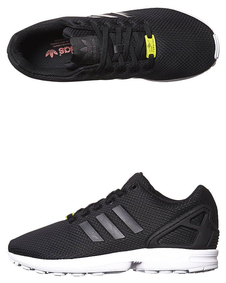 adidas flux black womens