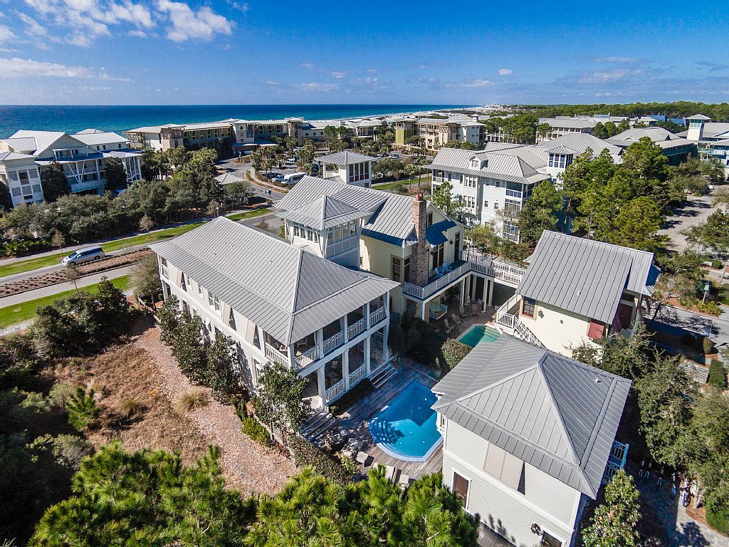 Watercolor Vacation Rental Vrbo 581564 5 Br Beaches Of South