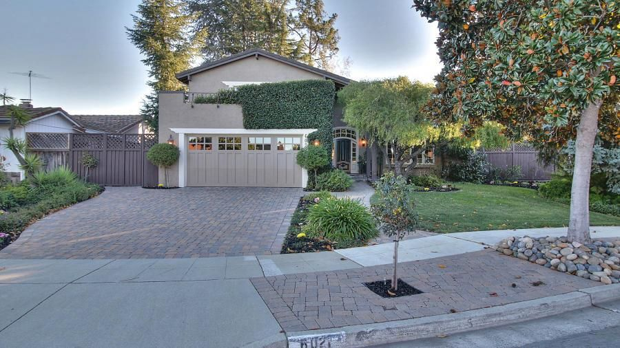 This Stunning Almaden Valley Home is for sale.