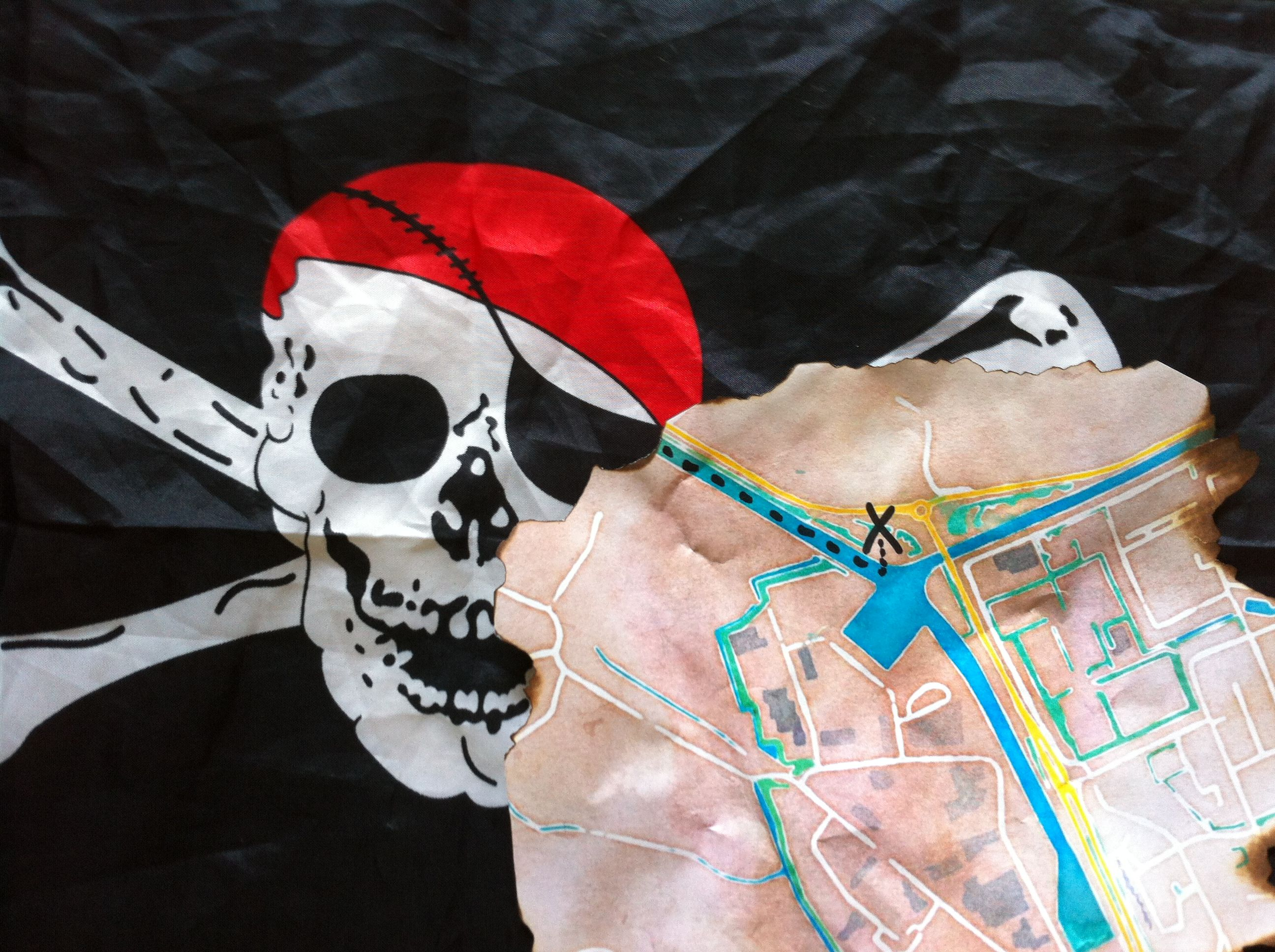 @Henk Poley made a pirate map!