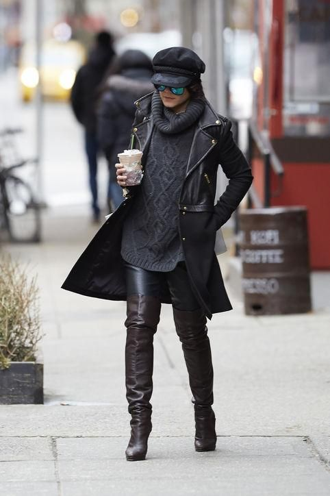 d2732b45e84 Has Vanessa Hudgens  Style Gotten a Lot Chicer Since Moving to New ...