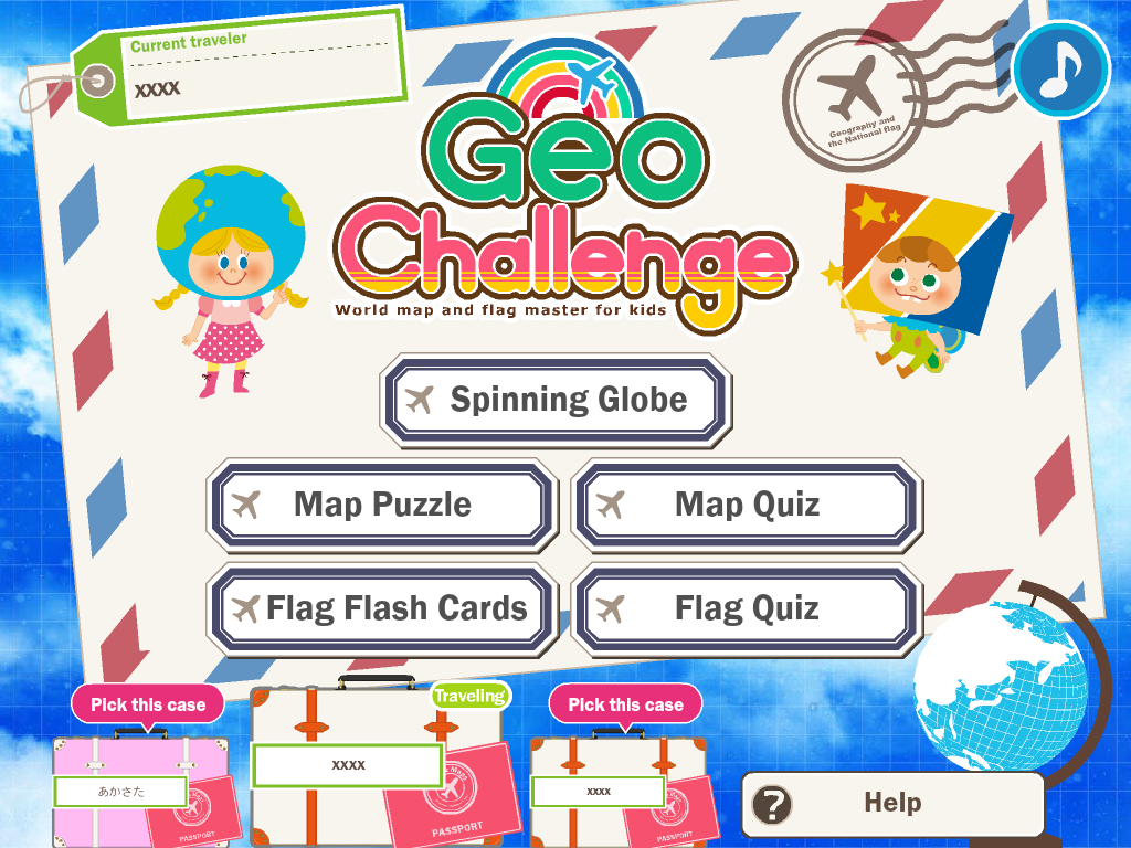Geo challenge world map and flag master for kids is a fun world map and flag master for kids is a fun educational gumiabroncs Gallery