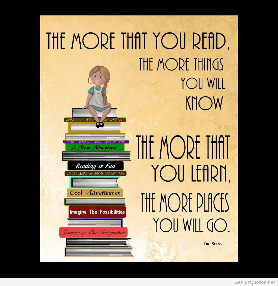 Dr. Seuss quote about learning | wordings | Pinterest | Learning and ...