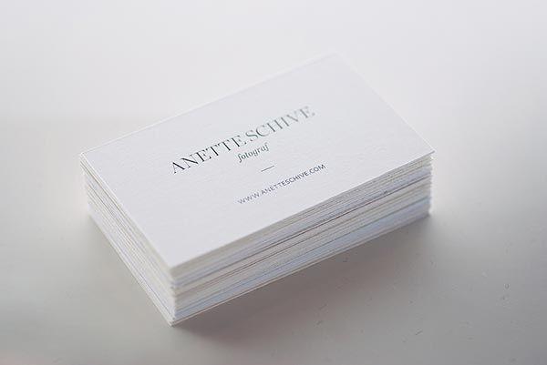 Resultado de imagem para classic business card   Cartão / Business ...