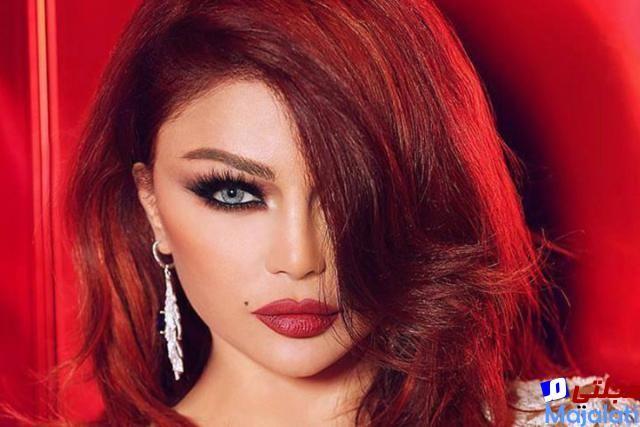 فيونكة شعر ناعمة تزي ن تسريحة هيفاء وهبي في أجدد لوكاتها Haifa Wehbe Haifa Most Popular Artists
