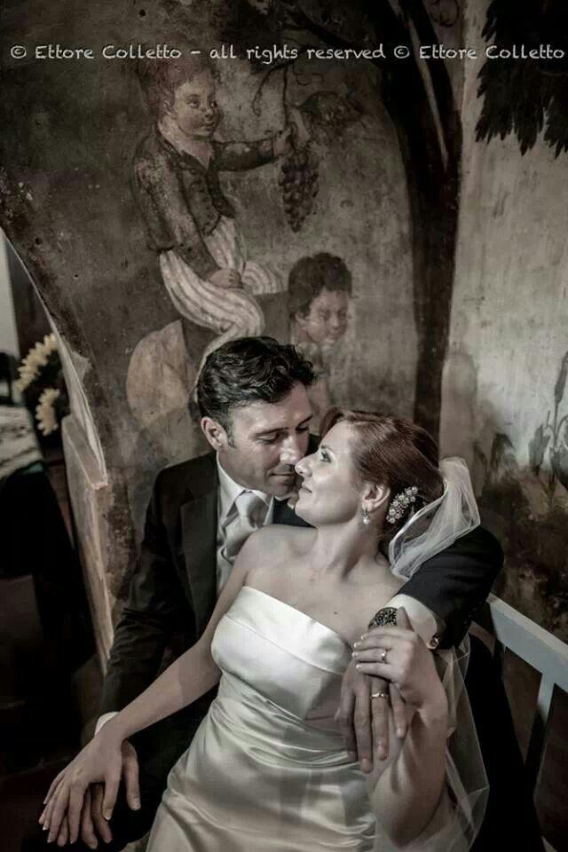 Fuori da un dipinto  Foto matrimonio 2013