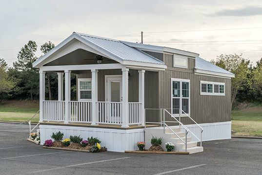 Texas Manufactured Homes Modular Homes And Mobile Homes Titan Factory Direct Beautiful Small Homes Park Models Park Model Homes