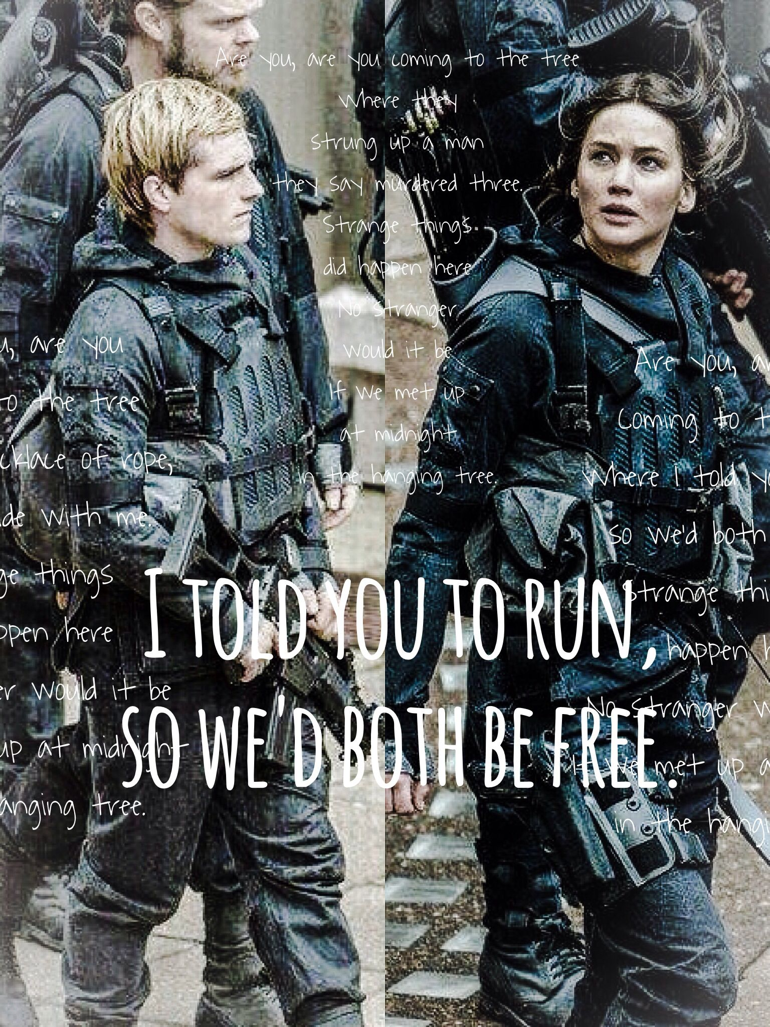 The Hanging Tree (Mockingjay) (The Hunger Games) Lyrics