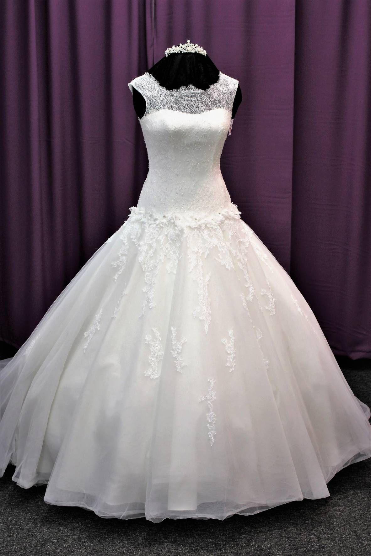 gebrauchte Brautkleider und Abendkleider La Belle Uffenheim