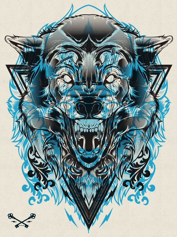 Hydro74 is a respected Orlando based designer, otherwise known as Joshua M. Smith. Hydro74 is a master of achieving smooth fluid lines within his work and