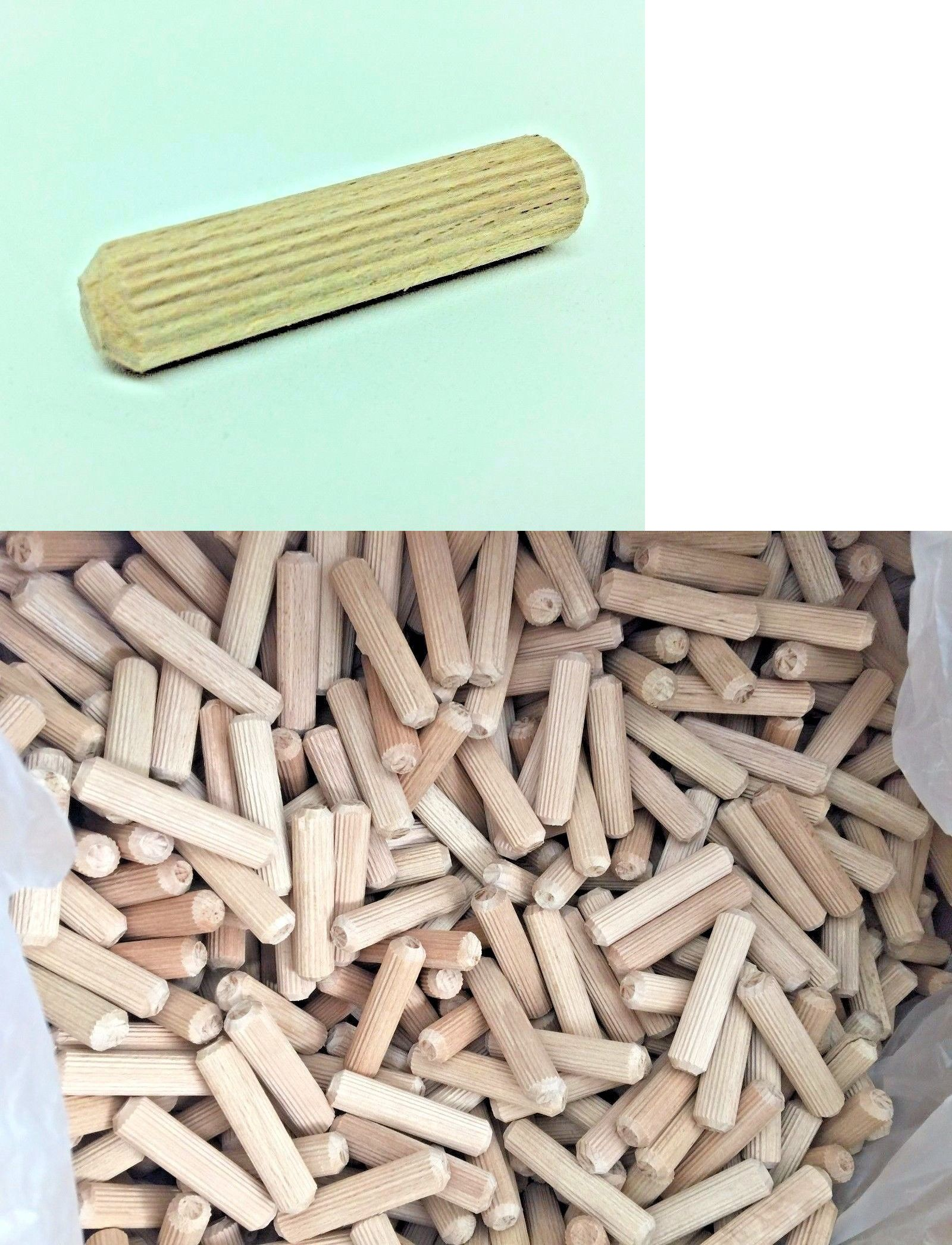 7 16 X 2 Grooved Fluted Wooden Dowel Pin 50 100 250 500 1000 Wood Nc Ebay Dowels Wooden Wood