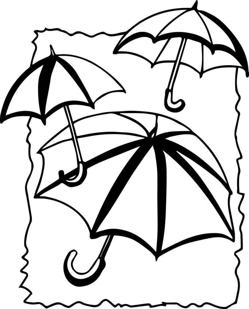 Umbrella Coloring Page Umbrella Coloring Page Coloring Pages Umbrella