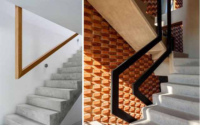 Decofilia blog pasamanos modernos para escaleras de - Barandas de escaleras ...