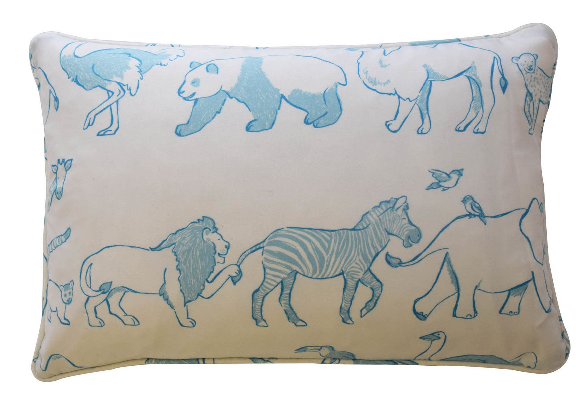 Buon viaggio polyester lumbar pillow products pinterest products