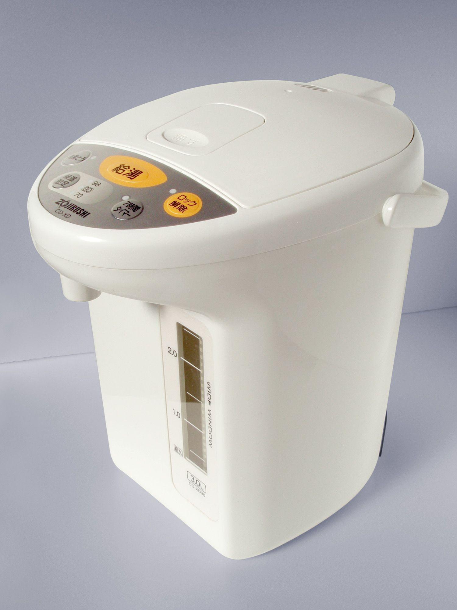 "Japanese Zojirushi brand ""Thermo Pot"" electric kettle hot"
