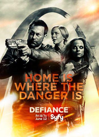 Baixar Defiance - No ano 2046, vive-se em uma nova Terra, com novas regras. Em trinta anos, alienígenas chegaram, e todo o espaço está