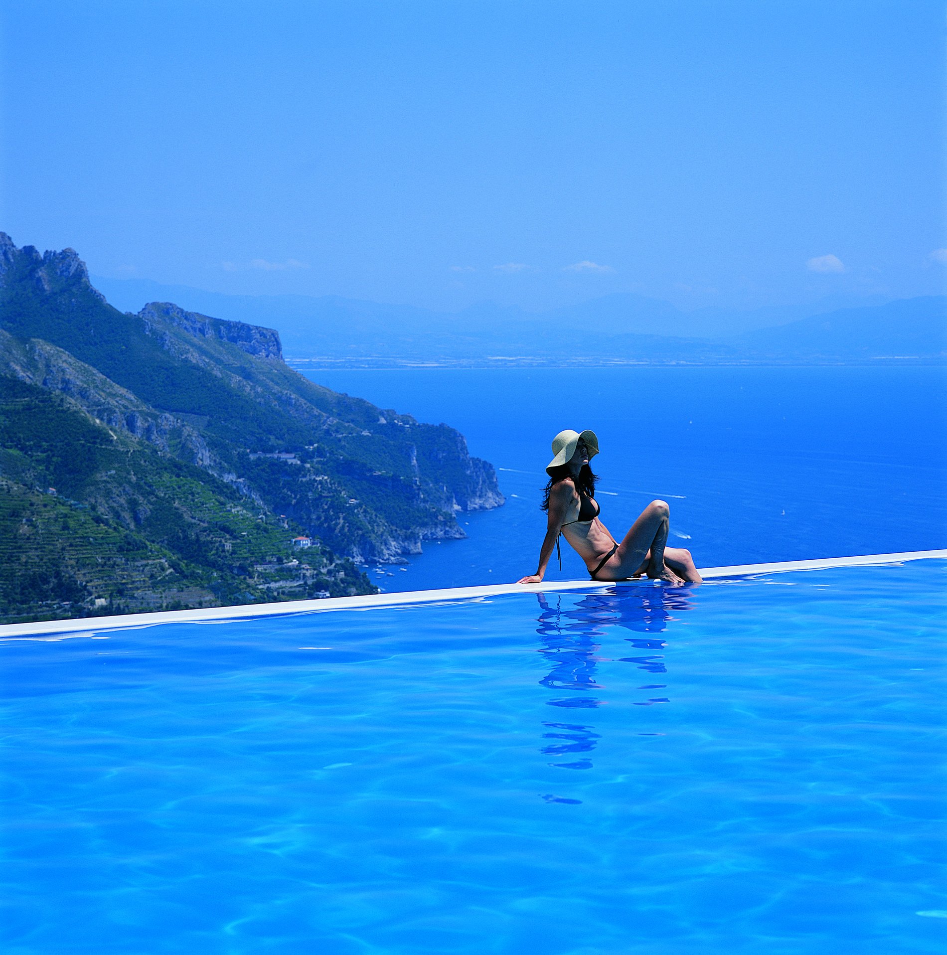 Hotel caruso belvedere amalfi coast italy luxury - Hotel in sorrento italy with swimming pool ...